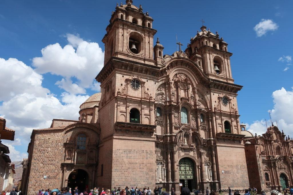 クスコのカテドラル(大聖堂)